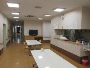 ユニット食堂